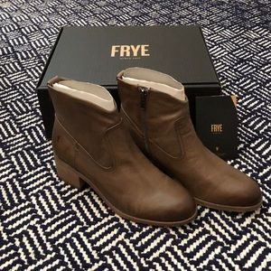New Frye Claire Bootie